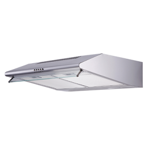 <span>AFR6X</span>Built-In Rangehood with Glass Visor