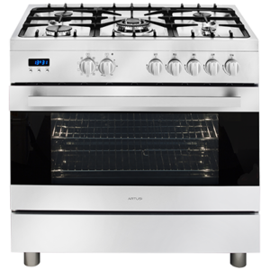 <span>CAFG91X</span>Gas/Electric Freestanding Cooker
