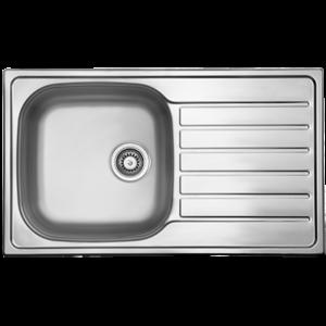 <span>PADDINGTON</span>Single Bowl Sink With Drainer