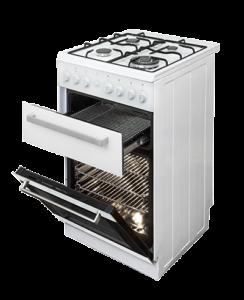 <span>AFGG54EG</span>Gas Freestanding Cooker